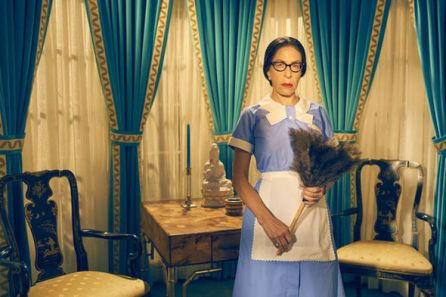 Official Still of Jackie Hoffman as Mamacita, FX
