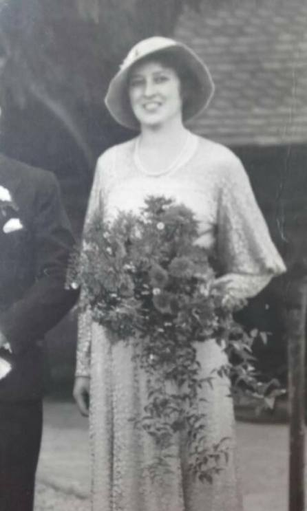 Young Gladys, 1920s