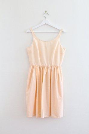 Eva+Dress+-+Peach