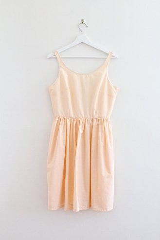 Eva+Dress+-+Peach