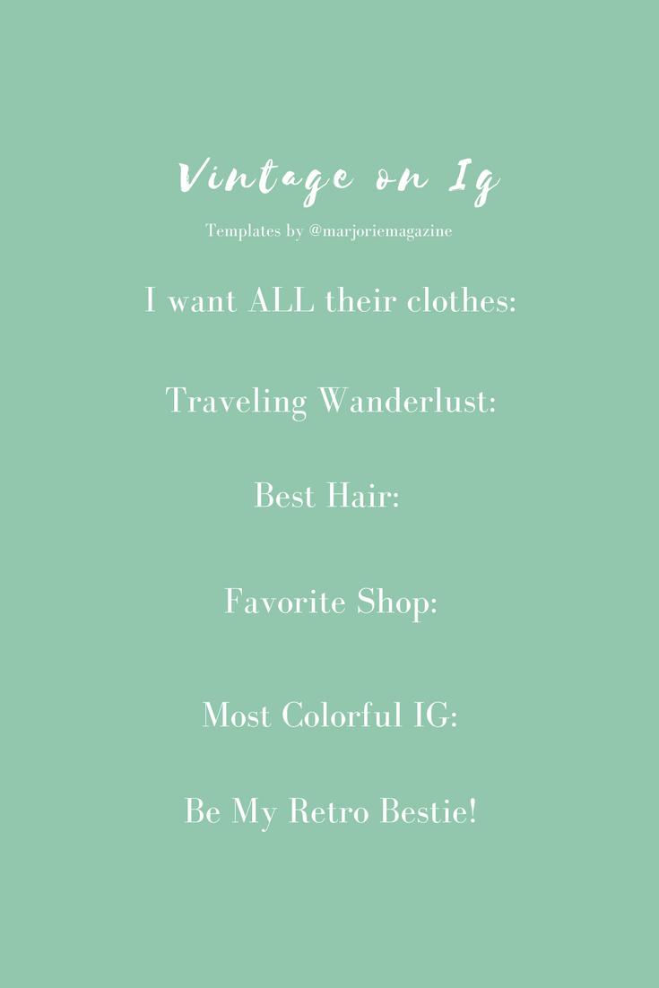 Vintage Your Way! (9)