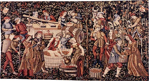 medieval_wine_tapestry