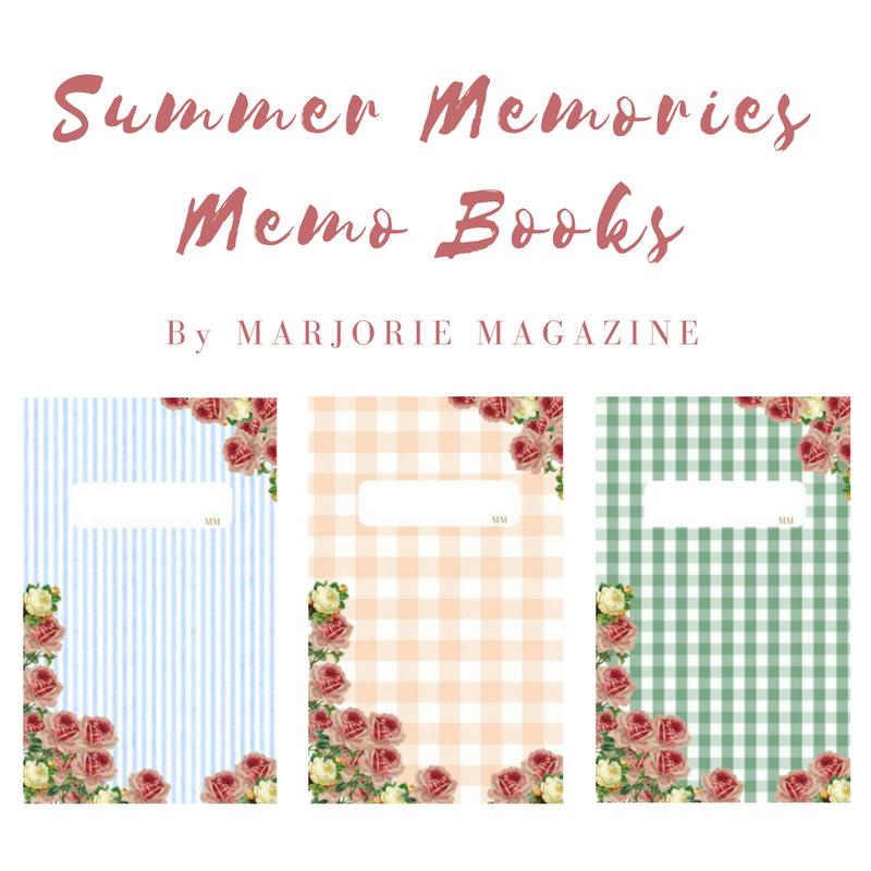 Summer Memories Memo Books (7)