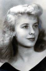 Marjorie Hart 1945