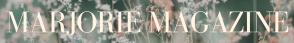 Marjorie Magazine logo
