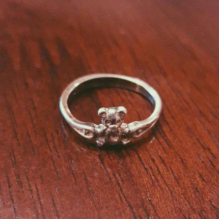 Teddy Ring 2