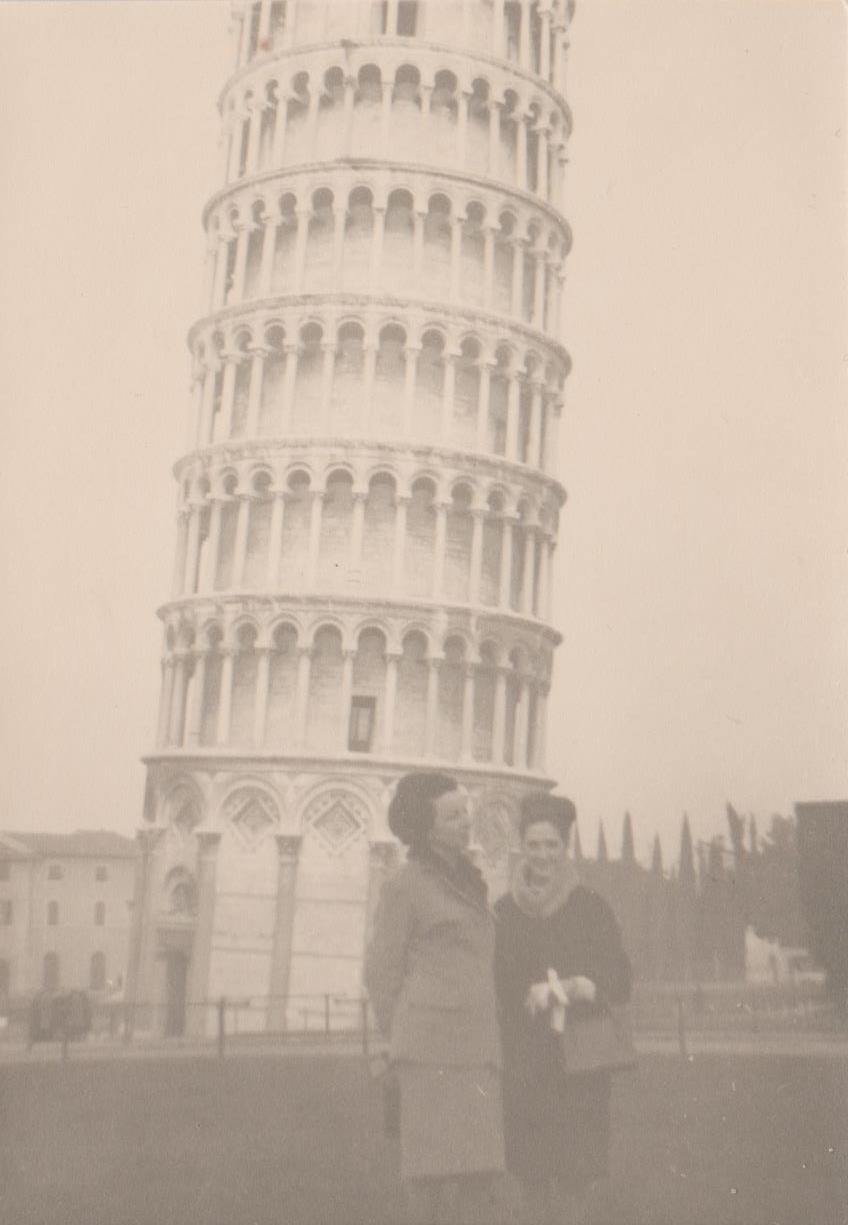 Pisa, 1962