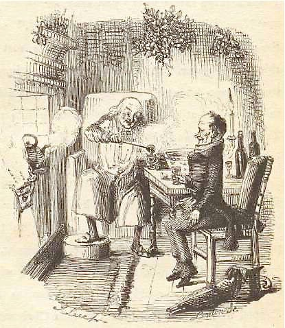 Scrooge-and-Bob-Cratchit